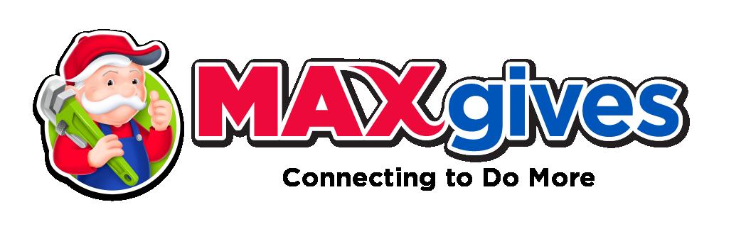 Max Gives
